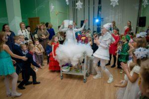 новогодний утренник для детей 6й класс Тамбов, оригинальный новогодний утренник, сумасшедшая наука на Новый год, научное шоу на новый год, мастерская деда мороза