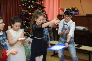 Научное шоу на Новый год, новогодний утренник в Тамбове, дед мороз в школу не дорого, дед мороз и снегурочка в школу, дед мороз и снегурочка вызов на дом Тамбов