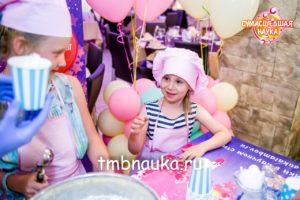 кулинарный мастер-класс на день рождения в Тамбове