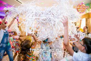 Как отметить детский день рождения в Тамбове